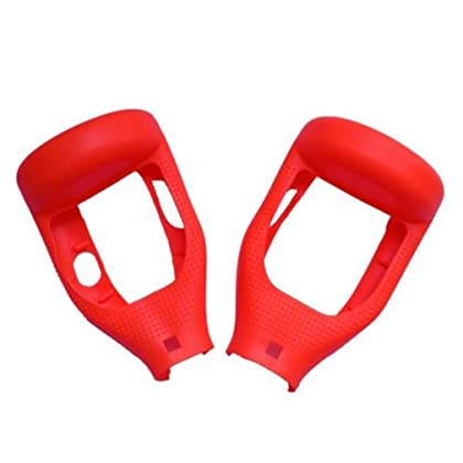 HS 6.5inch Silicone Scratch Protector Cover Case for Two Wheels Self Balancing Electric Scooters 1Pair