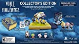 World of Final Fantasy Collector's Edition - Playstation 4