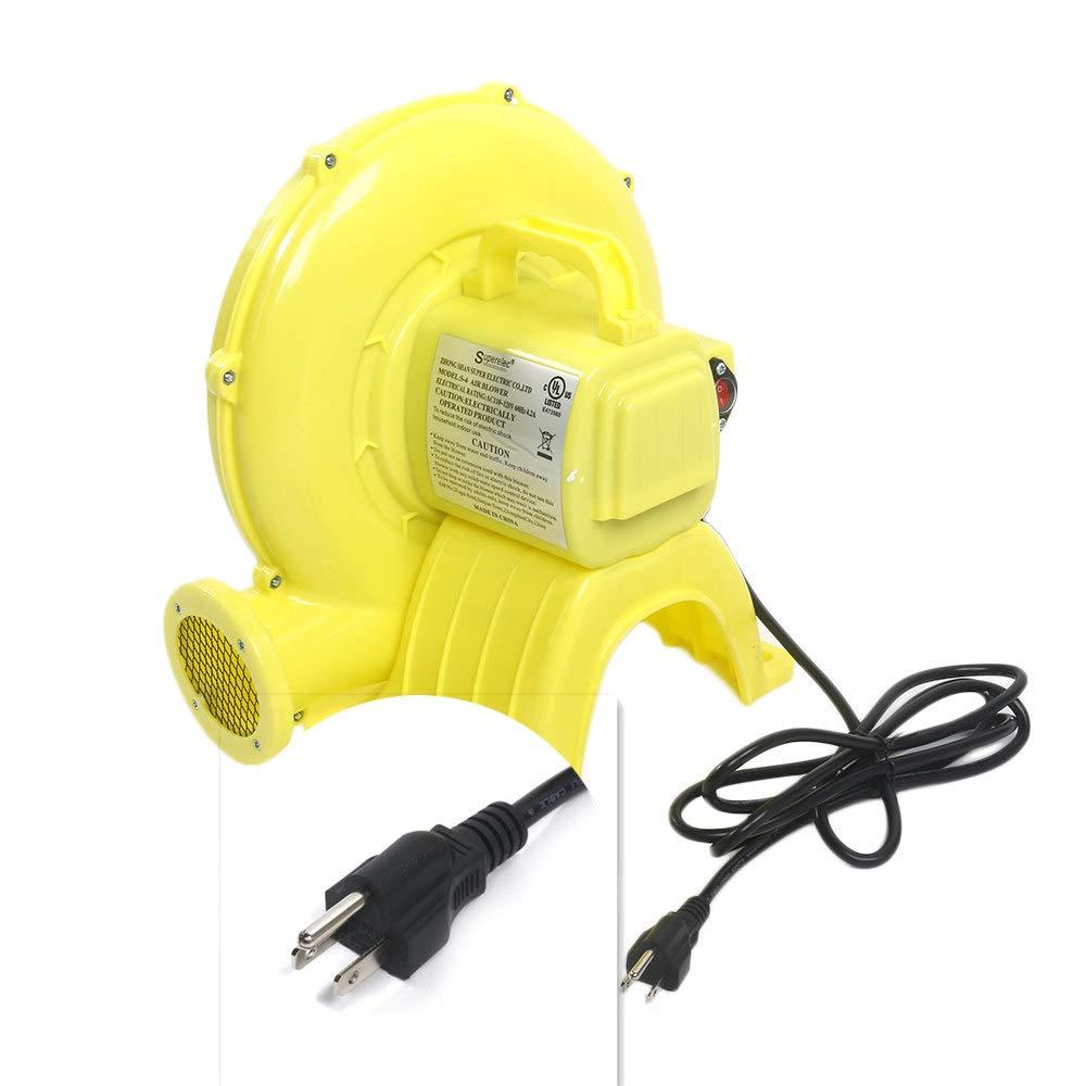 Amazon.com: Hommoo - Bomba de aire inflable comercial para ...