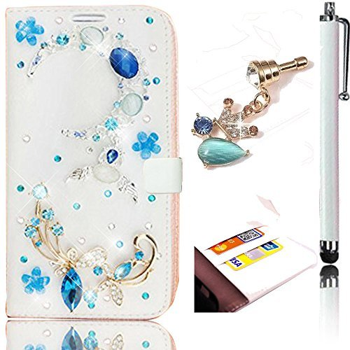 13 opinioni per Sunroyal® Creativo 3D DIY Rhinestone Custodia per Samsung Galaxy Grand Neo Plus