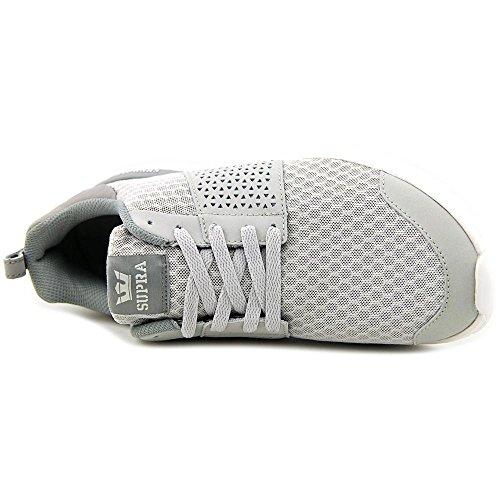 Supra Scissor Skate Shoe Gris Claro / Gris - Blanco