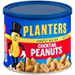Planters Cocktail Peanuts, Lightly Salted, 12 oz