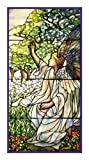 Angel by Louis Comfort Tiffany Counted Cross Stitch Pattern