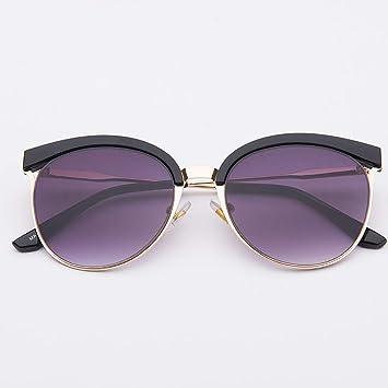 YRE Gafas de Sol de Moda de la Personalidad de la Resina de ...