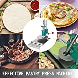 VEVOR Pizza Pastry Press Machine Stainless Steel