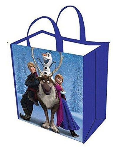 Disney Frozen Reusable Tote Bag - Anna, Kristoff, Sven and Olaf