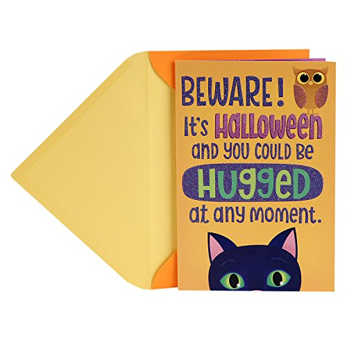 Hallmark Halloween Pop Up Card for Kid (Cat