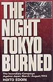 The Night Tokyo Burned