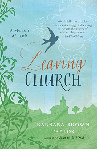 Leaving Church: A Memoir of Faith cover