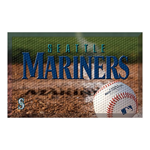 MLB Seattle Mariners Shoe Scraper Door (Seattle Mariners Door Mat)