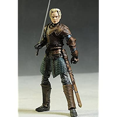 Funko Legacy Action: Game of Thrones Series 2- Brienne of Tarth Action Figure: Funko Legacy Collection:: Toys & Games