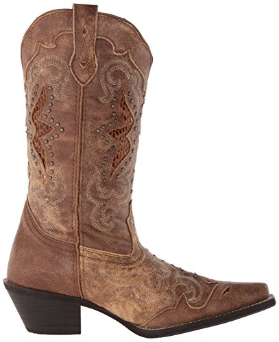 Laredo Womens Valencia Western Boot Tan