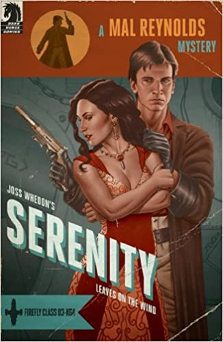 Serenity Leaves On The Wind 1 Acme Comics Variant Rare Zack