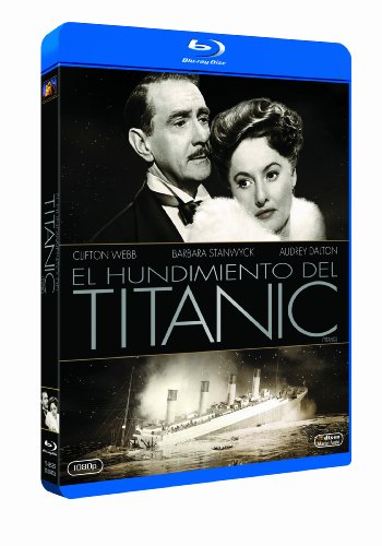 Titanic 1953 (Blu-Ray) (Import Movie) (European Format - Zone B2) (2012) Clifton Webb; Barbara Stanwyck; Rober
