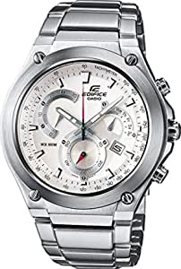 Casio Men's Silver Dial Stainless Steel Band Watch [EF 525D 7AVEF]