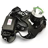 Outdoor Waterproof 1600LM CREE XM-L T6 LED Headlamp, Outdoor Stuffs