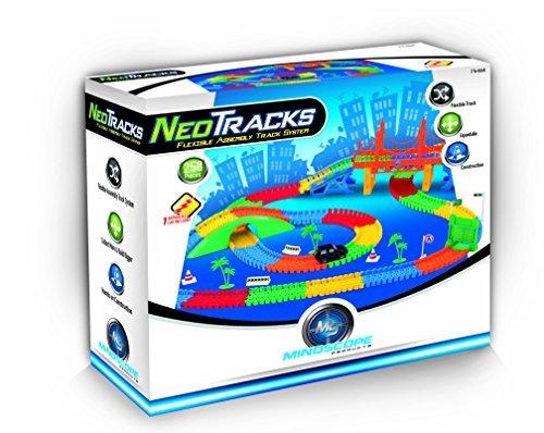 Mindscope Neo Tracks Twister Tracks 258 Flexible Track System 2