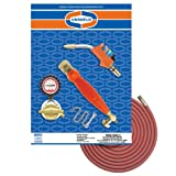 Uniweld KT2A5 Acetylene Twister2 Self Igniting B Kit with T2A-5 Twister2 Swirl Combustion Tip
