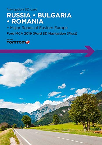 TomTom i1031172 - Tarjeta SD para Ford MCA 2019: Amazon.es ...