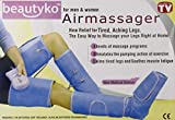 Beautyko Air-O-Sage 3 Piece Full Boot Leg Massager