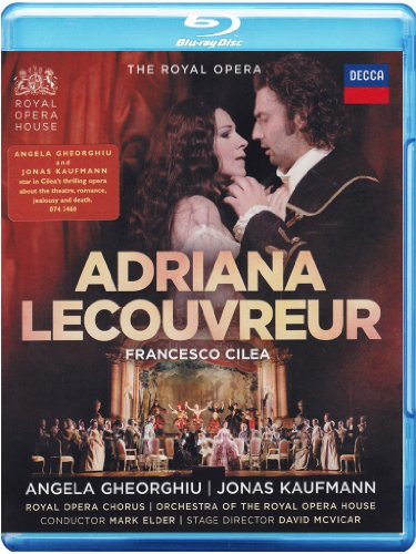 Adriana Lecouvreur (Blu-ray)