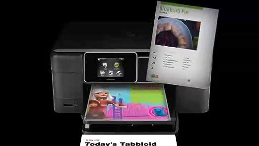 Amazon.com: HP Photosmart Premium Fax All-in-One Impresoras ...