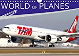 World of Planes 2020: This calendar contains stunning aircraft photos in many interesting light situations and perspectives. (Calvendo Hobbies)