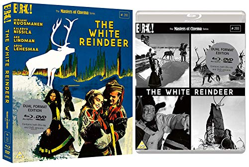 (The White Reindeer (Masters of Cinema) Dual Format (Blu-ray & DVD) edition)