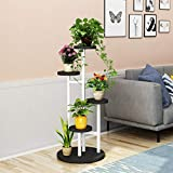 YAOHM Nice Beautiful Flower Stand for Balcony Living Room Bedroom Flower Frame Office and Flower Rack by Sofa,E,H1.2meter