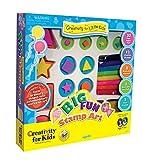 Creativity for Kids Big Fun Stamp Art