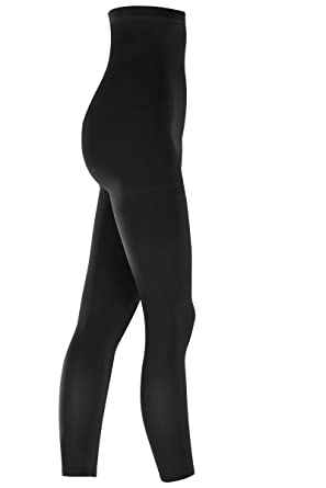 ba47b676b79ad ITEM m6 Women's High- Waist Shaping and Energizing Opaque Footless Leggings