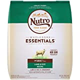 NUTRO WHOLESOME ESSENTIALS Natural Adult Dry Dog Food Pasture-Fed Lamb & Rice Recipe, 30 lb. Bag Larger Image
