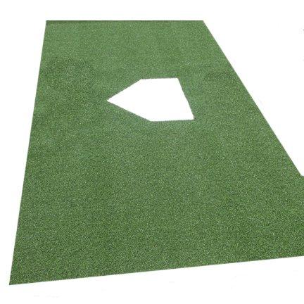 Premium 7 1/2' X 4' Softball/Baseball Hitting Mat