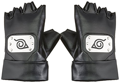 OIVA One Pair Of Naruto Kakashi Ninja Gloves