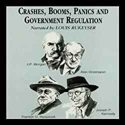 Crashes, Booms, Panics, and Government Regulations