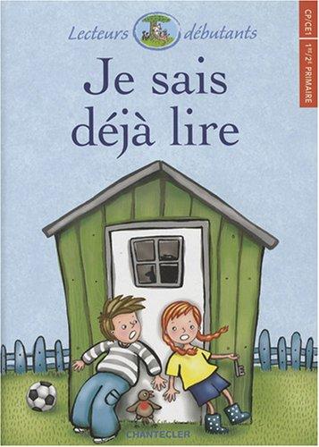 !B.E.S.T Je sais déjà lire (French Edition) PPT