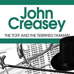 The Toff and the Terrified Taxman Audiobook