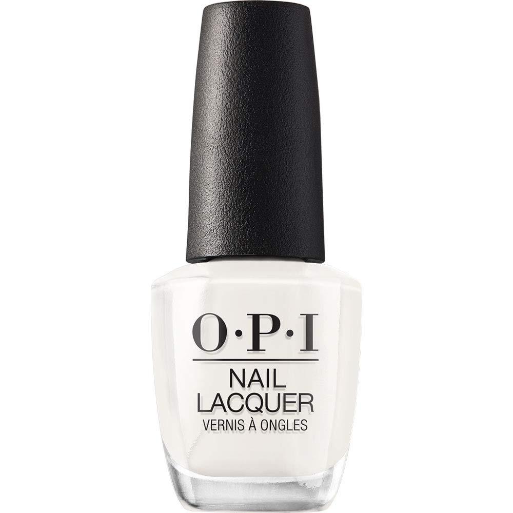 Amazon Com Opi Nail Polish Nail Lacquer Funny Bunny White Nail Polish 0 5 Fl Oz Premium Beauty