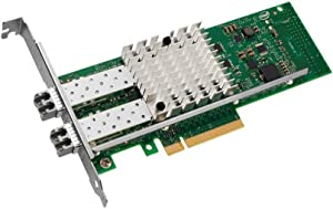 Dell Network Card & Adapter Dual-Port 10GB SFP+ PCI-E NIC XYT17