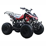 4 cylinder crate engine - Coolster 3125C 125CC/124CC Kids ATV Semi Auto with Reverse 4-stroke