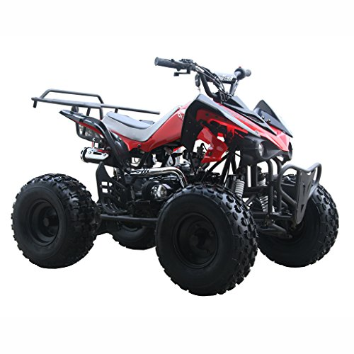 Coolster 3125C 125CC/124CC Kids ATV Semi Auto with Reverse 4-stroke - 124cc Engines