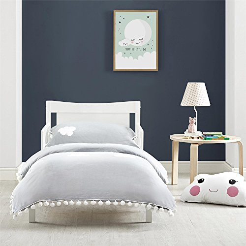 Baby Relax Memphis Toddler Bed, White by Baby Relax (Image #2)