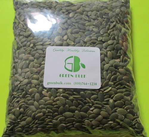 Raw Shelled Pumpkin Seeds-Pepitas, 1 lb Pepita Seeds
