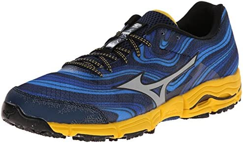 Mizuno Men s Wave Kazan Trail Running Shoe