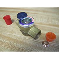 AMI-1FM4 Emerson Flow Controls Sight glass
