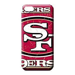 iphone 6plus 6p Shatterproof Colorful style phone cover shell san francisco 49ers