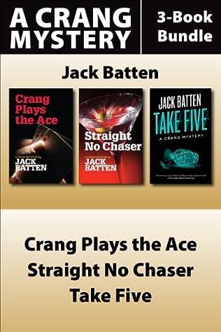 book cover of Crang Mysteries 3-Book Bundle