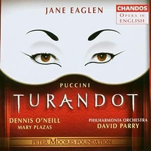 Turandot (Chandos Opera in English)