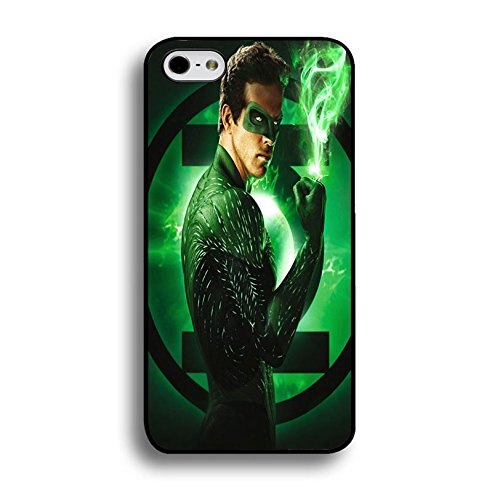 Iphone 6 Plus / 6s Plus ( 5.5 Inch ) Cartton Movie Cover Shell Cool Nathan Fillion DC Marvel Superhero Comic Green Lantern Phone Case Cover for Iphone 6 Plus / 6s Plus ( 5.5 Inch )
