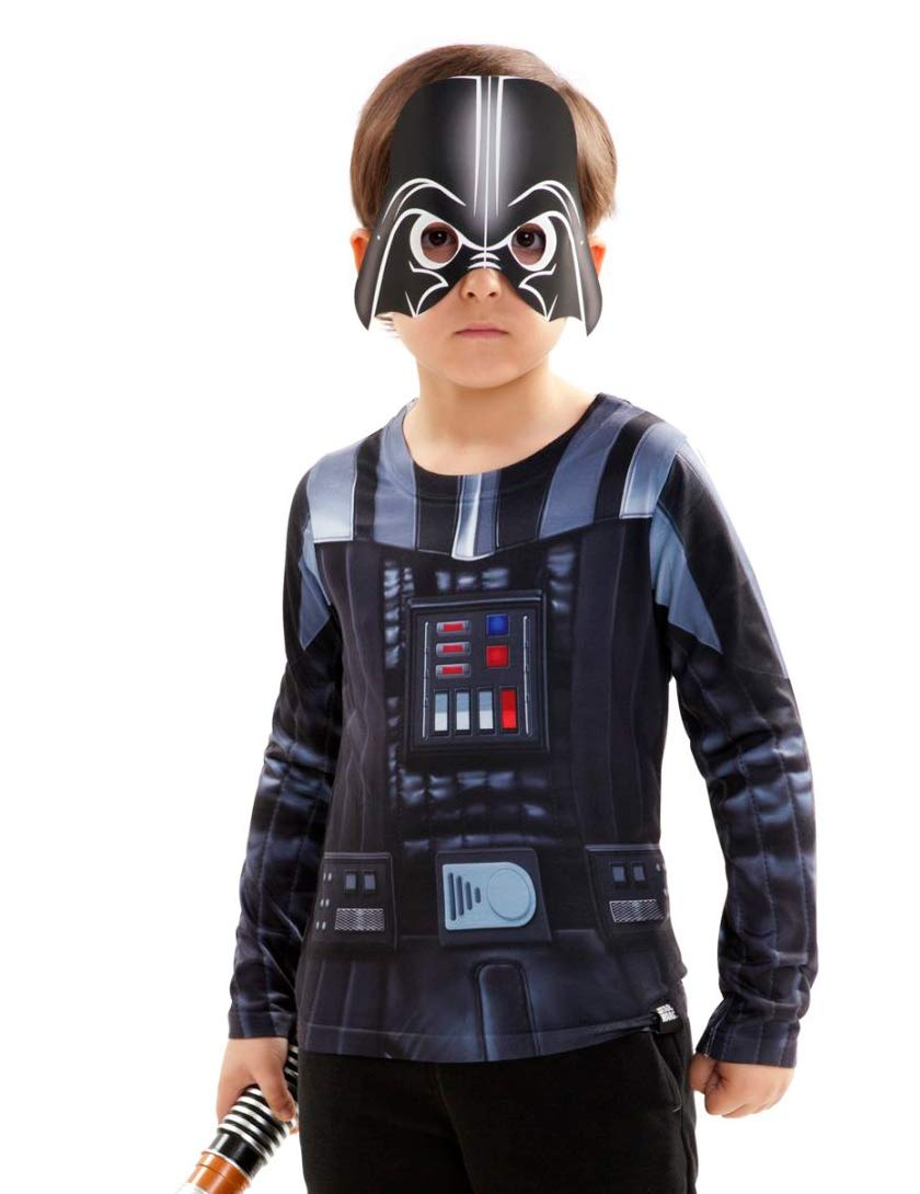 VIVING - Camiseta Darth Vader 8/10 años: Amazon.es: Juguetes ...